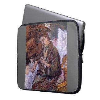 Enrique de Toulouse-Lautrec el ms Fabre del retret Manga Portátil
