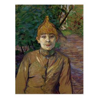 Enrique de Toulouse-Lautrec la puta Postal
