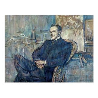 Enrique de Toulouse-Lautrec Paul Leclercq Tarjeta Postal