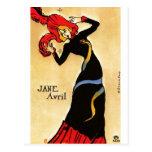 Enrique de Toulouse-Lautrec Tarjetas Postales