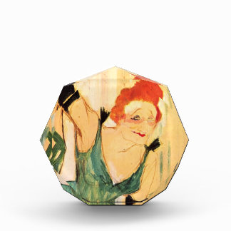 Enrique de Toulouse-Lautrec: Yvette Guilbert