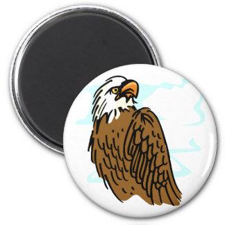 Enrique Eagle Magnet