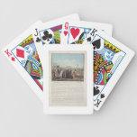Enrique II (1519-59) recibe las llaves de Metz, To Baraja Cartas De Poker