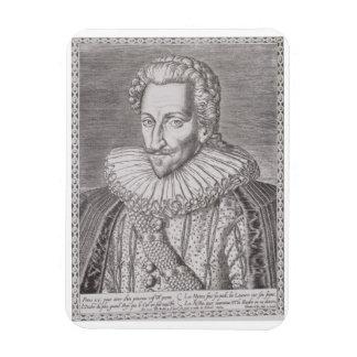 Enrique IV (1553-1610) como rey de Navarra, 1589 ( Iman Rectangular