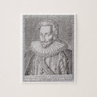 Enrique IV (1553-1610) como rey de Navarra, 1589 ( Rompecabezas Con Fotos