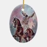 Enrique Lautrec- el halconero Ornamente De Reyes