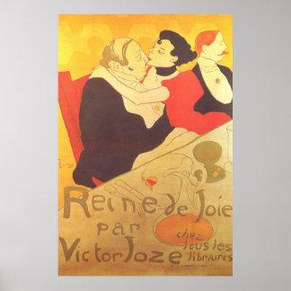 Enrique Marie Raymond de Toulouse-Lautrec-Monfa Poster