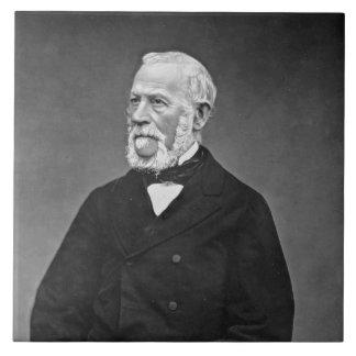 Enrique Martin (1810-83), de 'Galerie Contemporain Azulejo Cuadrado Grande