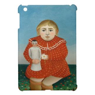 Enrique Rousseau- el chica con una muñeca