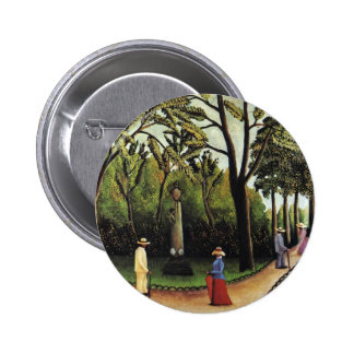 Enrique Rousseau- el monumento a Chopin, Luxemburg Pin