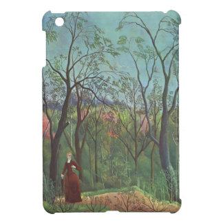 Enrique Rousseau- el paseo en el bosque