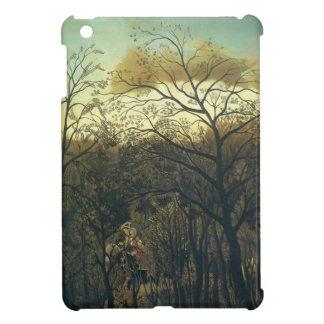 Enrique Rousseau- Rendez Vous en el bosque