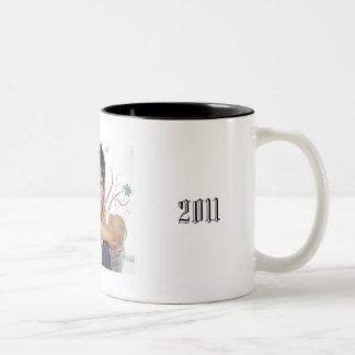 ENRIQUE Two-Tone COFFEE MUG