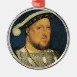 Enrique VIII de Inglaterra de Hans Holbein el más  Ornamento De Reyes Magos