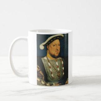 Enrique VIII de Inglaterra de Hans Holbein el más Taza