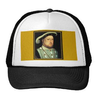 Enrique VIII Gorras De Camionero