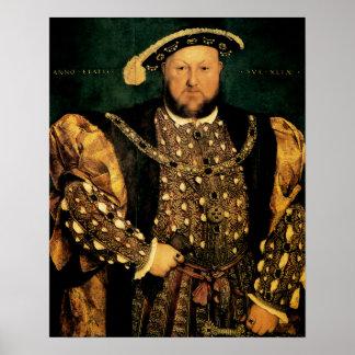 Enrique VIII Póster