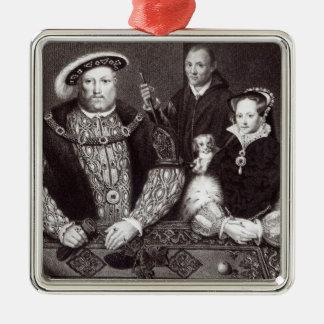 Enrique VIII, su hija Queen Mary Ornamentos Para Reyes Magos