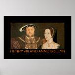 Enrique VIII y Ana Bolena 2 Impresiones