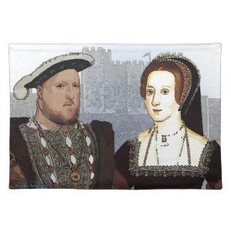 Enrique VIII y Ana Boleyn Mantel