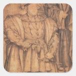Enrique VIII y Henry VII de Hans Holbein- Colcomanias Cuadradases