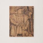 Enrique VIII y Henry VII de Hans Holbein- Puzzle Con Fotos