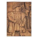 Enrique VIII y Henry VII de Hans Holbein- Felicitación