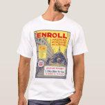 Enroll American Merchant Marine - WPA T-Shirt