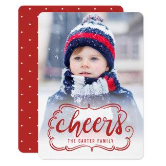 """Enrollamiento de tarjetas de la foto del día de invitación 5"""" x 7"""""""