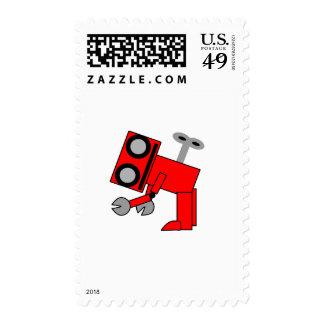 Enrólleme para arriba sello