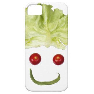 Ensalada cara iPhone 5 fundas