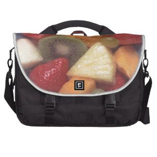 Ensalada de fruta bolsas de ordenador