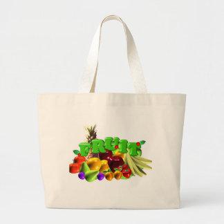 Ensalada de fruta bolsas