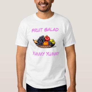 Ensalada de fruta camisas
