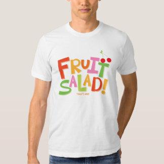 Ensalada de fruta… ¡Ése es yo! Camisas