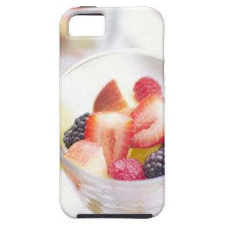 Ensalada de fruta fresca del verano iPhone 5 funda