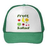 Ensalada de fruta gorro de camionero
