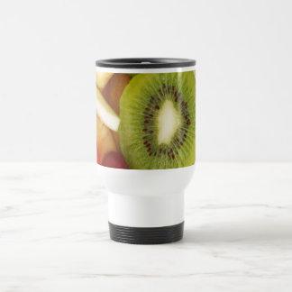 Ensalada de fruta taza térmica