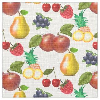 Ensalada de fruta telas