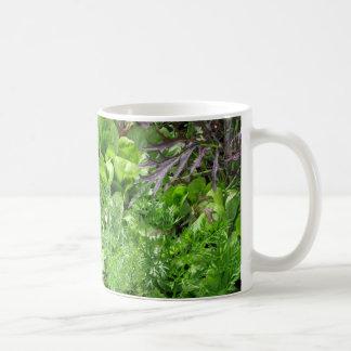 Ensalada fresca taza clásica