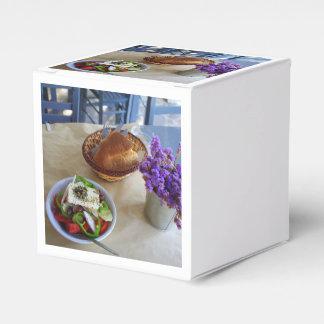 Ensalada griega caja para regalos