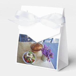 Ensalada griega cajas para regalos