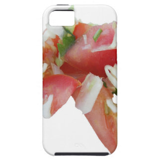 Ensalada Splat iPhone 5 Coberturas