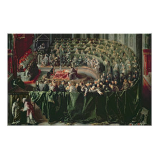 Ensayo de Galileo, 1633 2 Poster