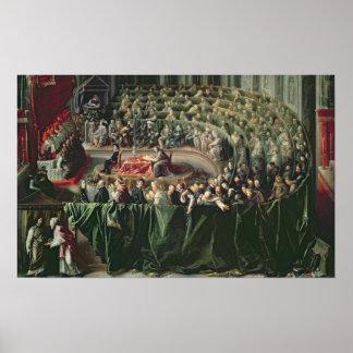 Ensayo de Galileo, 1633 2 Póster