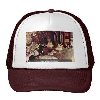 Ensayo de la etapa de Edgar Degas Gorras