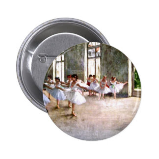 Ensayo del ballet pins