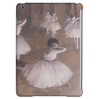 Ensayo en la etapa, 1874 del ballet