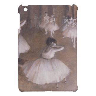 Ensayo en la etapa, 1874 del ballet de Edgar Degas
