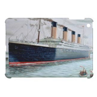 Ensayos de mar del RMS titánicos